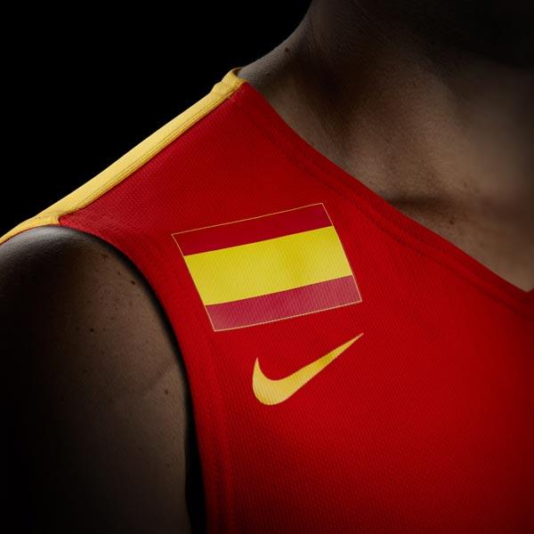 nueva camiseta seleccion española